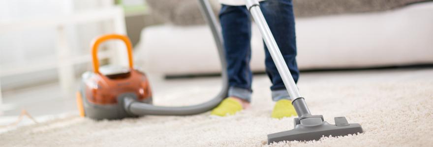 nettoyer votre maison
