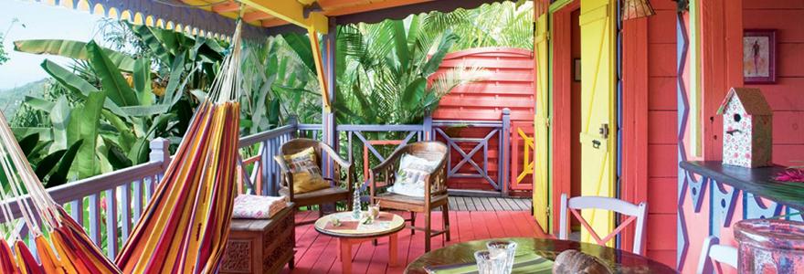 decoration en Martinique et en Guadeloupe