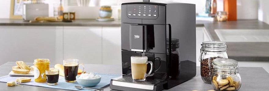 comparatif machine à café à grain