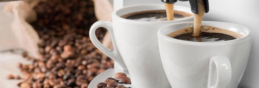 Machine à café à grain automatique