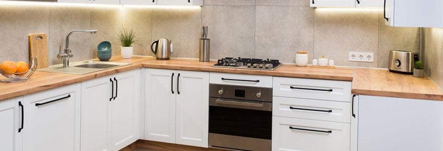 Aménager une cuisine en angle